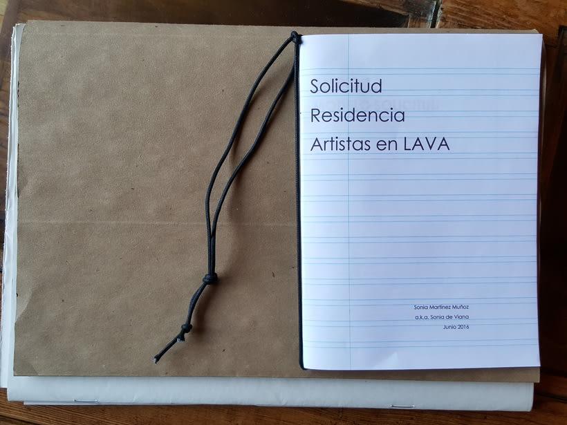 Maquetación-arte proyecto LAVA Laboratorio de las Artes de VAlladolid 0