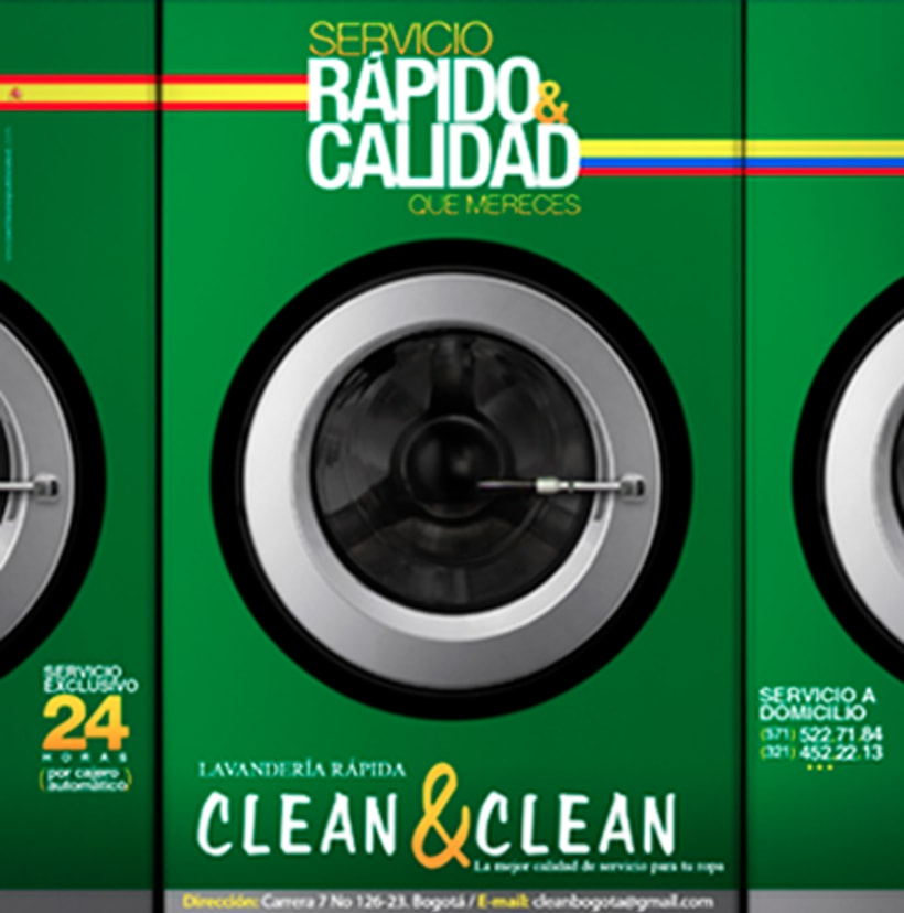 Clean & Clean (Colombia) -1