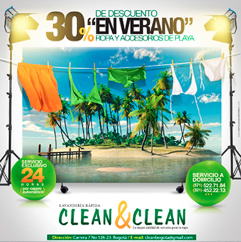 Clean & Clean (Colombia) 0