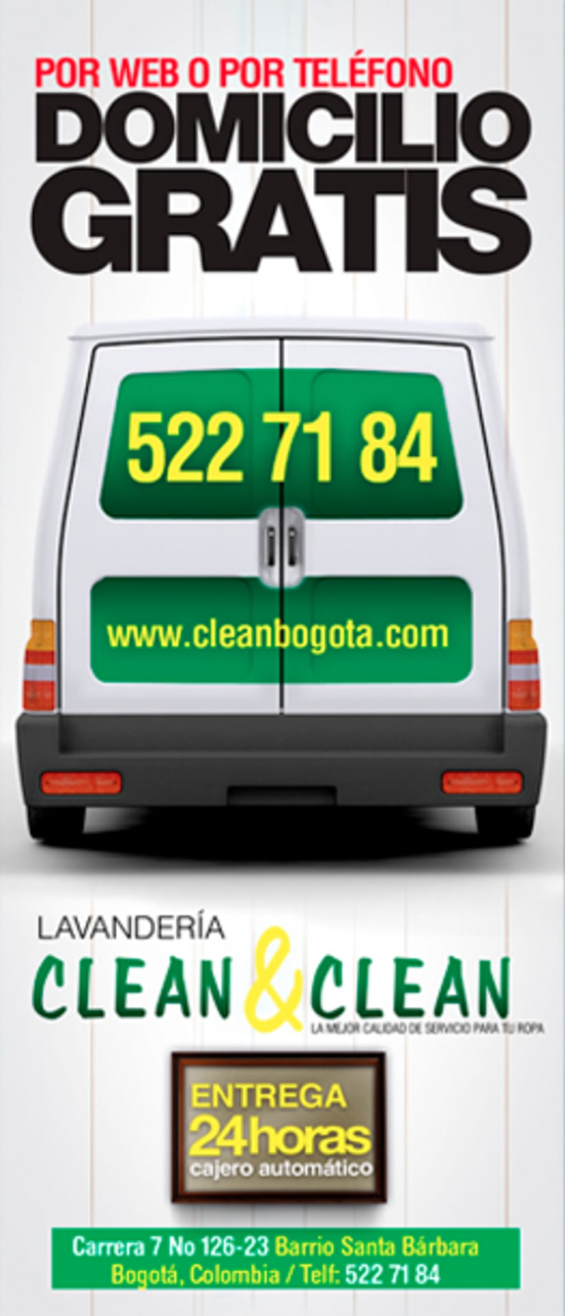 Clean & Clean (Colombia) 2