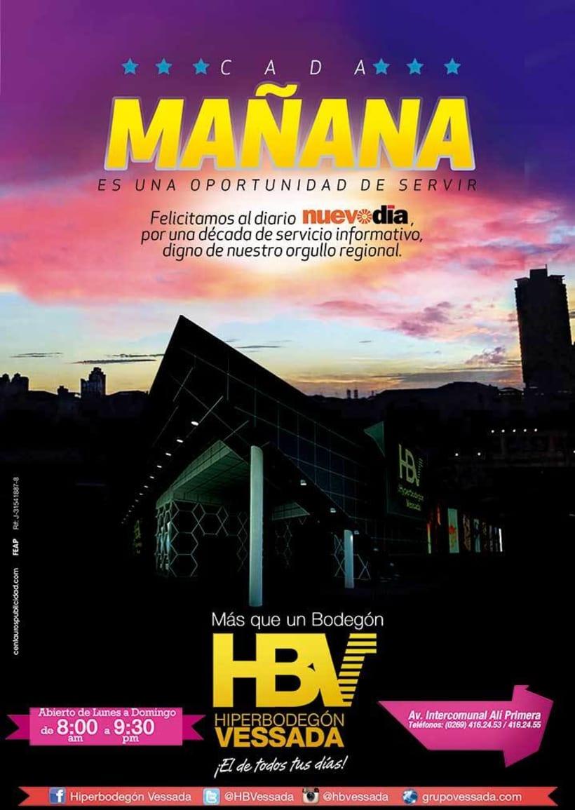 Diseño Para Hiperbodegón Vessada Punto Fijo - Venezuela 0