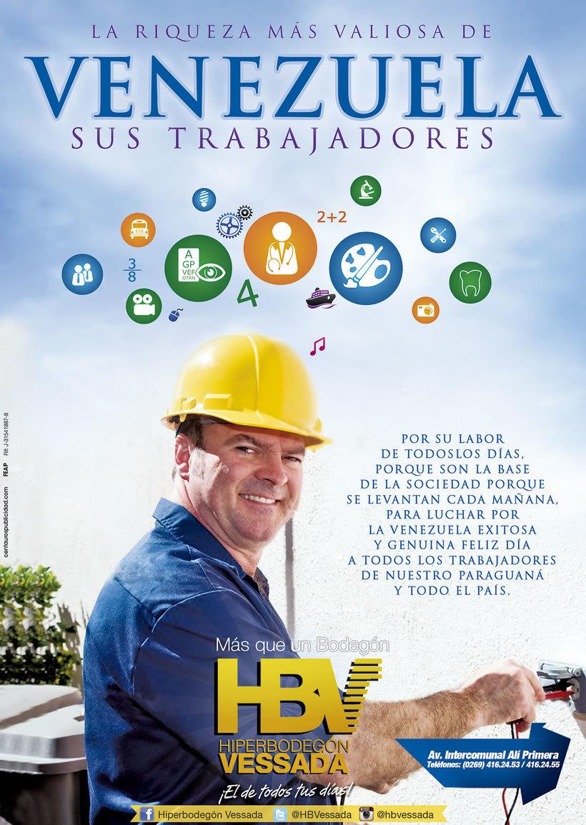 Diseño Para Hiperbodegón Vessada Punto Fijo - Venezuela 2