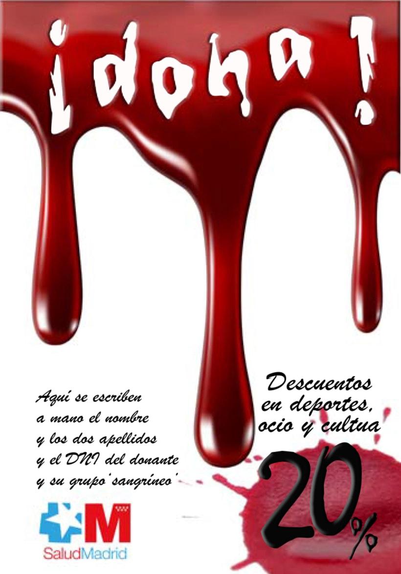 Tarjetas donante sangre 3