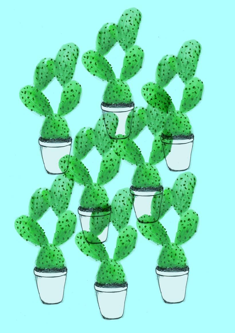 Flora Vertical  /prints 3