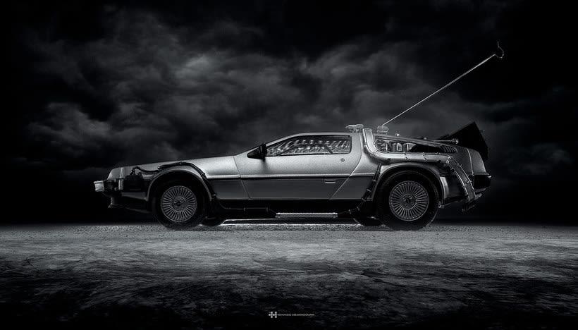 Felix Hernandez fotografía 'Coches famosos' en acción 12