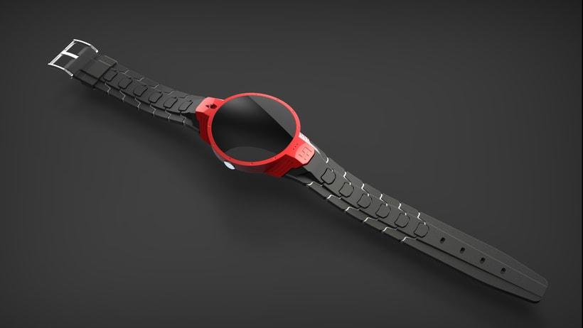 Diseño Conceptual Smartwatch URO 2