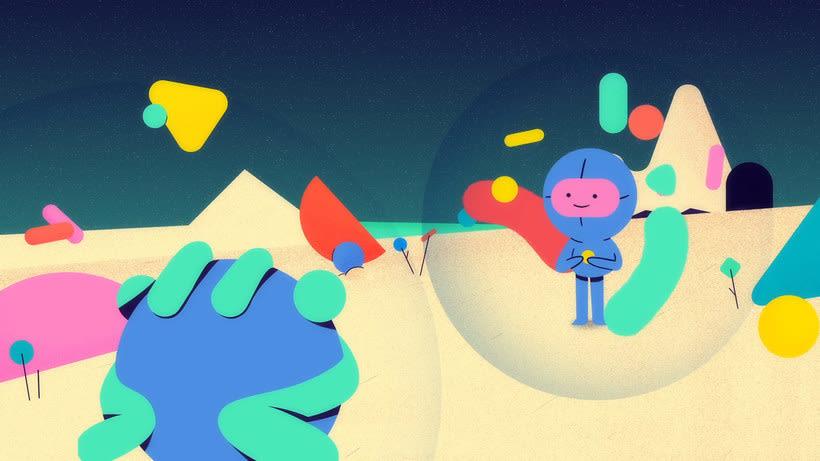 El trailer de Sociedad Fantasma para el Festival Pixelatl 8