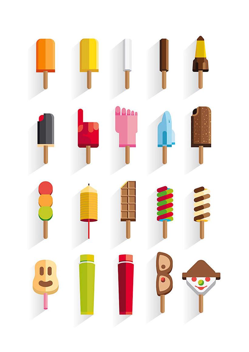 10 diseños que te dejarán helado (y hambriento) 10