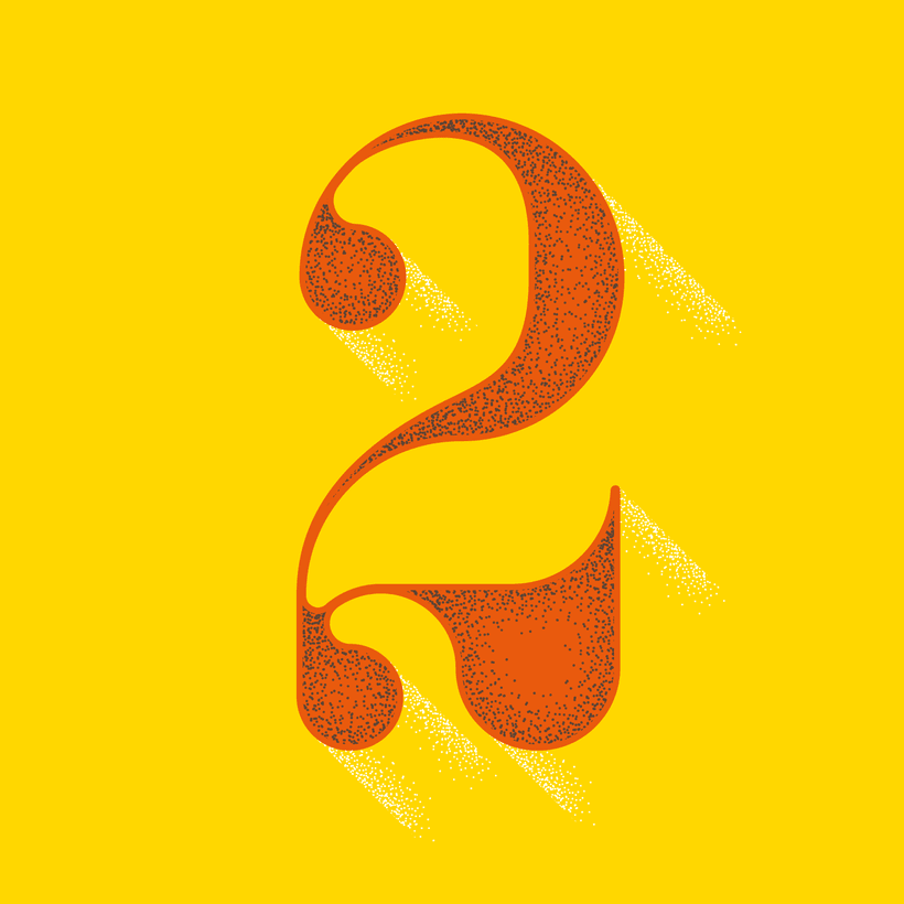 36 Days of Type - 4ª Edición 34