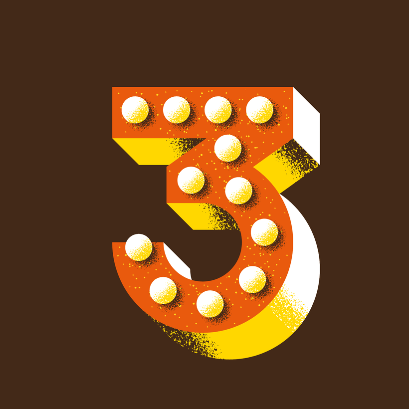 36 Days of Type - 4ª Edición 35