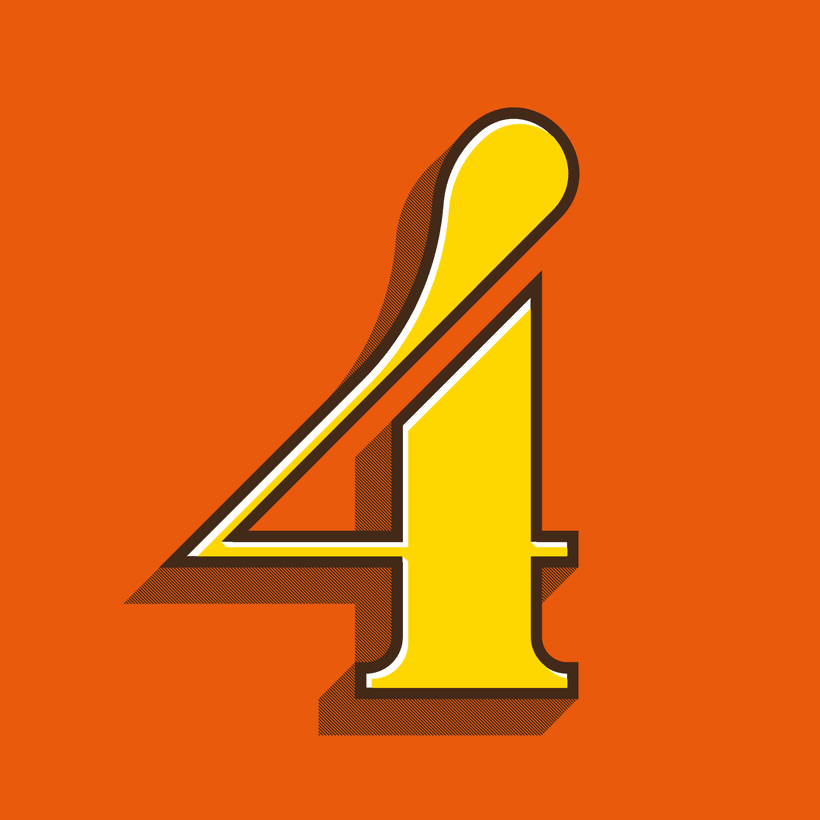 36 Days of Type - 4ª Edición 36