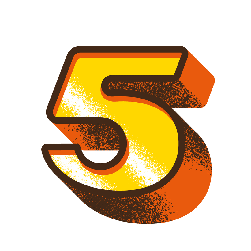 36 Days of Type - 4ª Edición 37