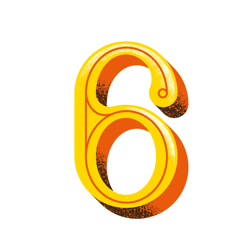36 Days of Type - 4ª Edición 38