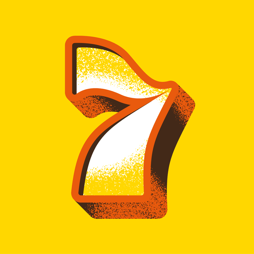 36 Days of Type - 4ª Edición 39