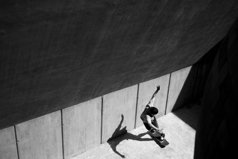 Shooting para Grimey Skateboarding. Fotografía y dirección de arte. -1