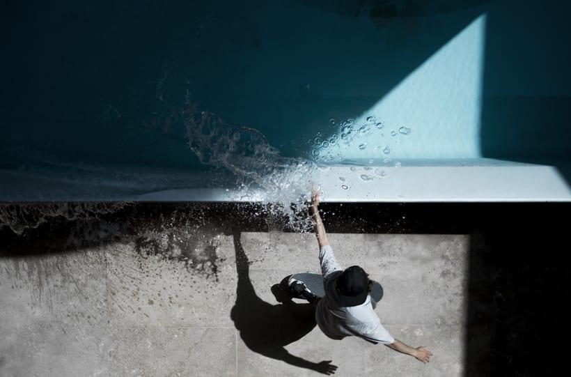 Shooting para Grimey Skateboarding. Fotografía y dirección de arte. 4