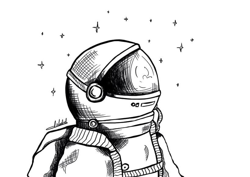 Astronauta  -1