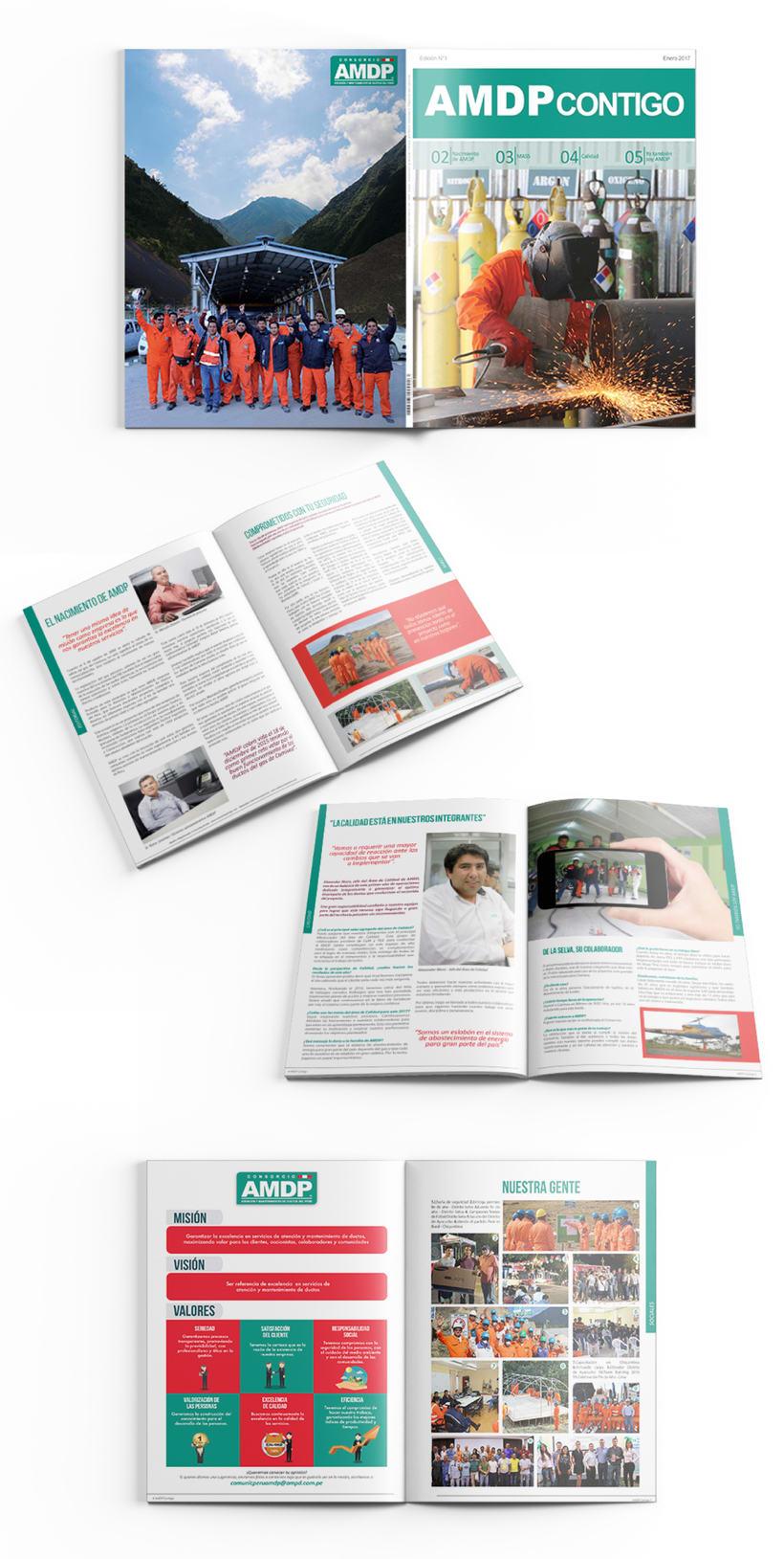 Diseño y Diagramación de Revistas 0