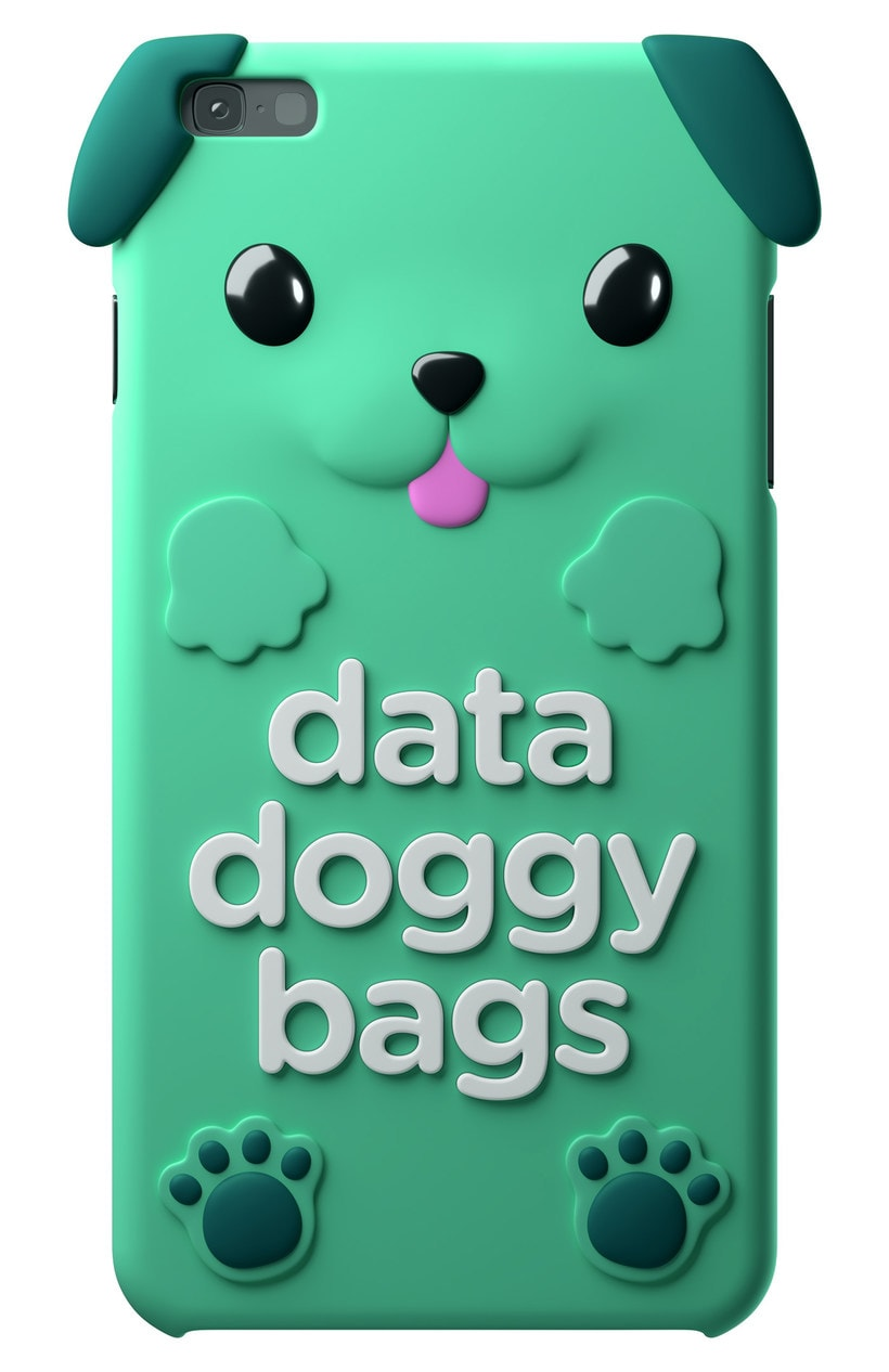 Virgin - data doggy bags 2