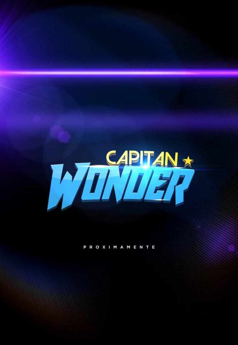 Capitan Wonder  0