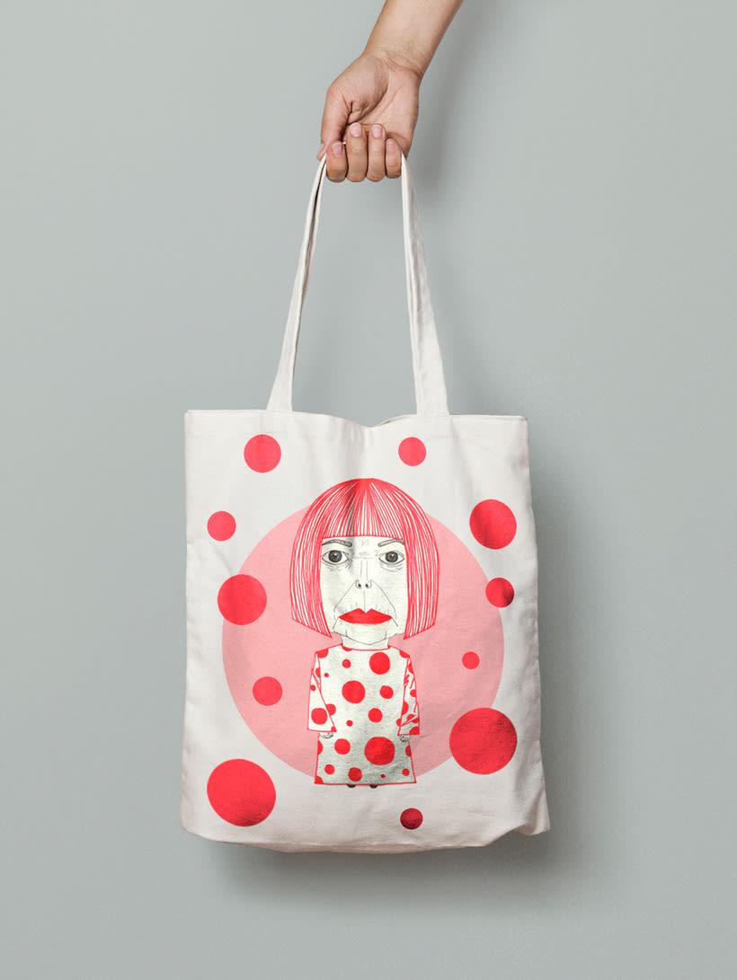 Art Tote Bags 2