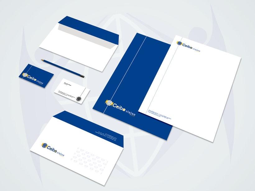 Identidad corporativa agencia de viajes -1