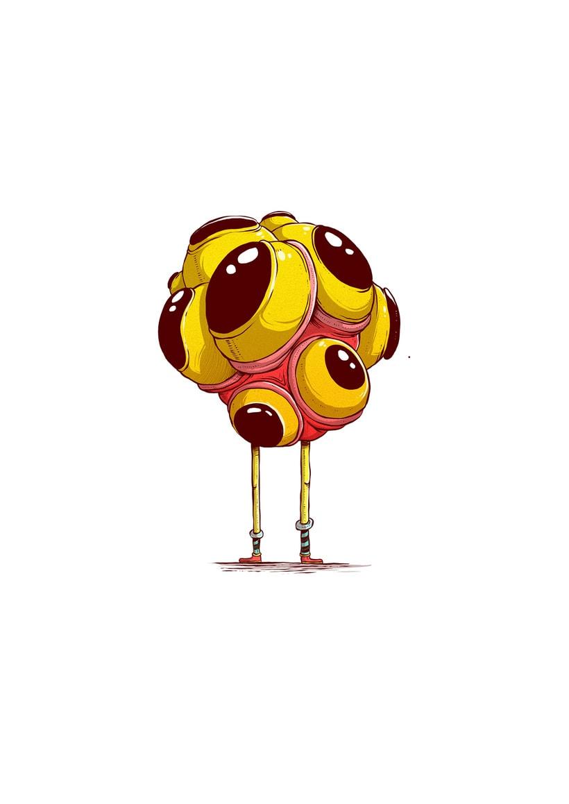 Atomic Garden Creatures 4