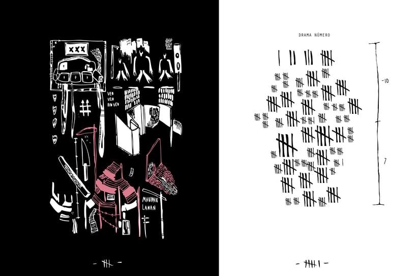 Las Tinieblas #fanzine 0
