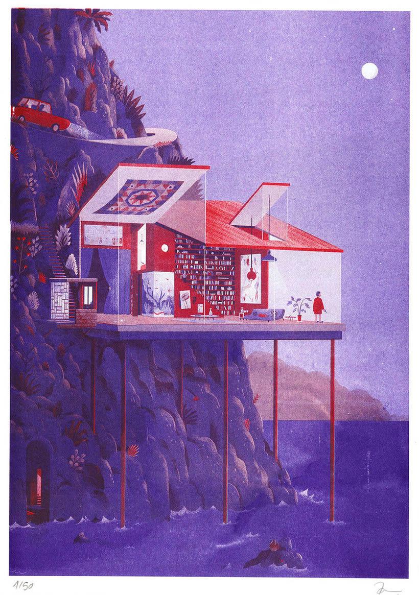 Andrés Lozano: la ilustración tradicional se renueva 1