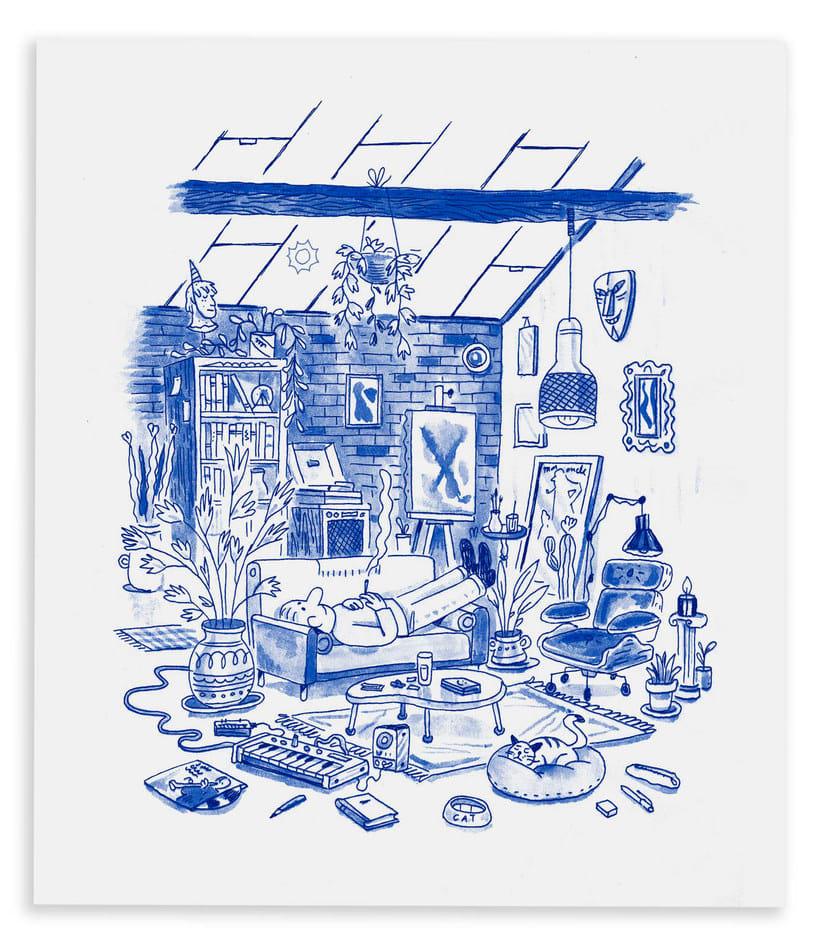 Andrés Lozano: la ilustración tradicional se renueva 7
