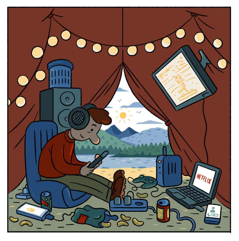 Andrés Lozano: la ilustración tradicional se renueva 11