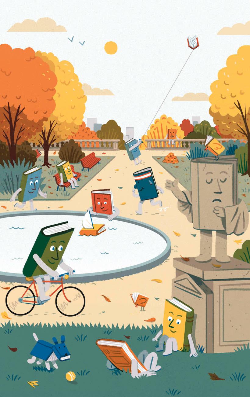 Andrés Lozano: la ilustración tradicional se renueva 15