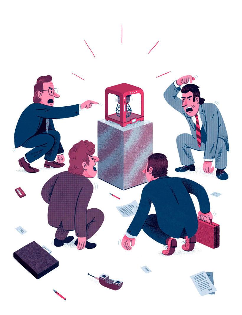 Andrés Lozano: la ilustración tradicional se renueva 17