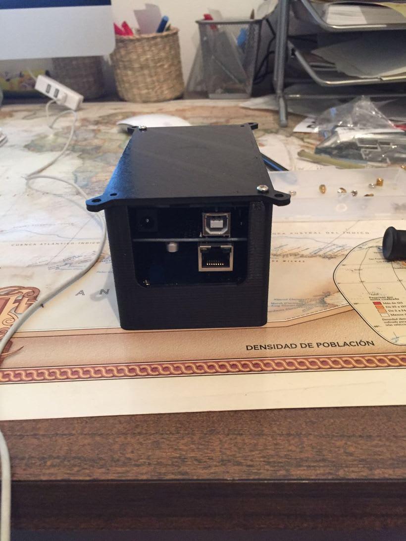 NosyStat  IoT Ethernet 5