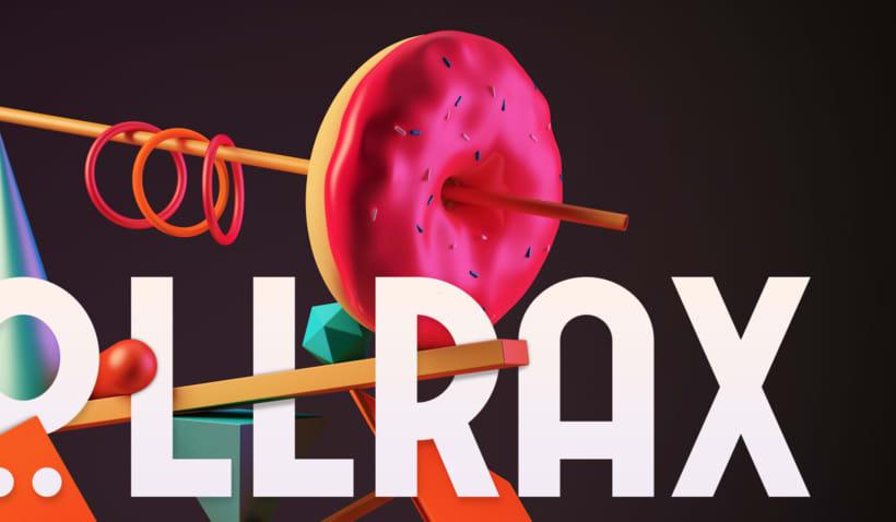 Totem Skollrax, es un proyecto personal como parte de un curso de Cinema4D impartido por el ilustrador Zigor. 6