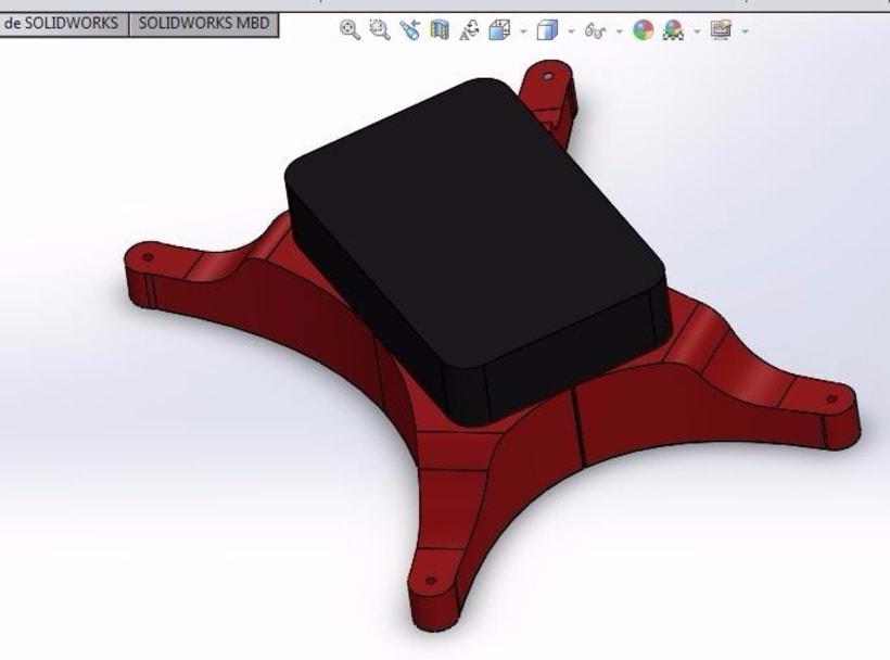Prototipado Solidworks Impresión 3D 0