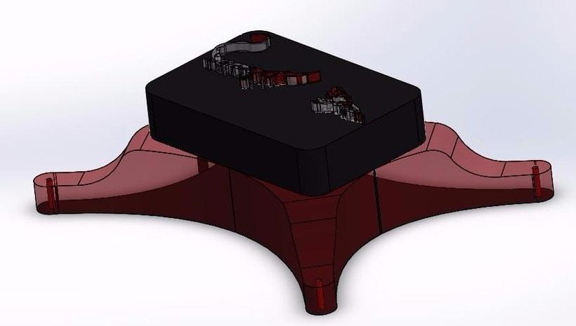 Prototipado Solidworks Impresión 3D 1