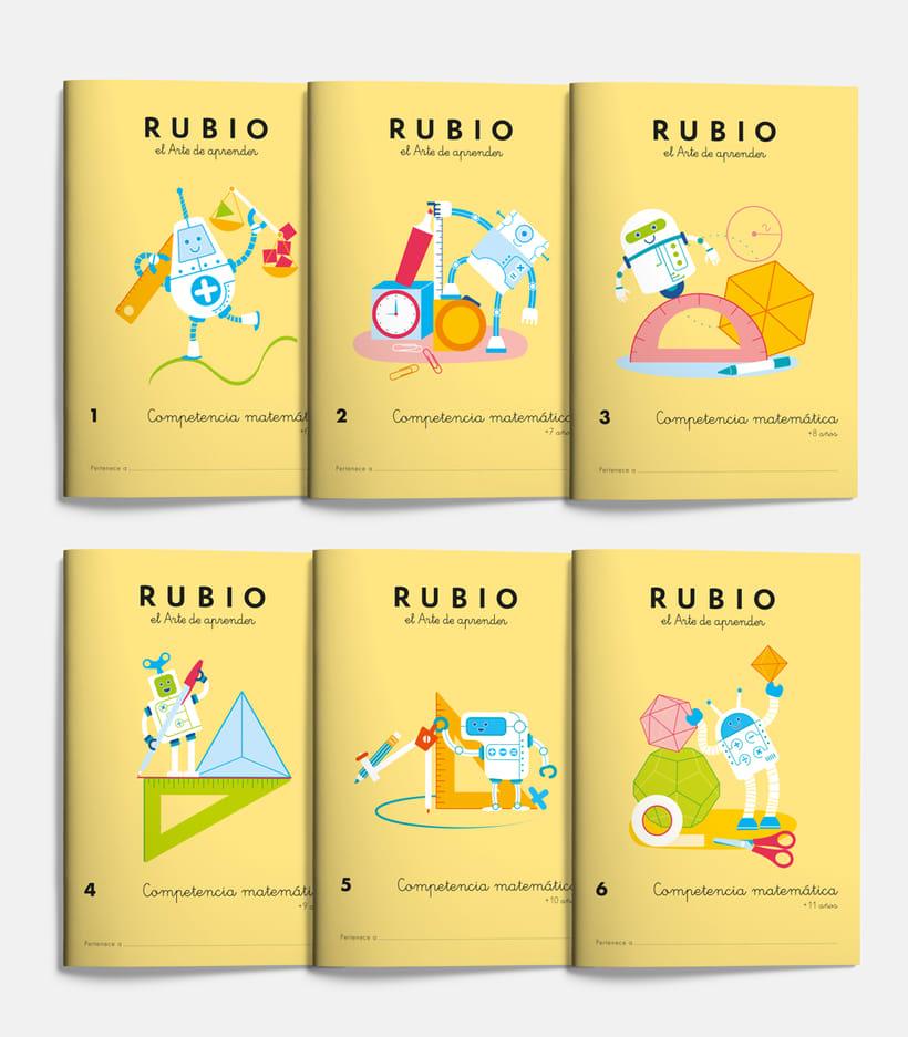 RUBIO Competencia Matemática 0