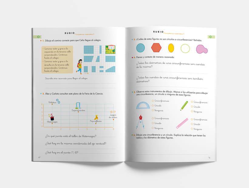 RUBIO Competencia Matemática 3