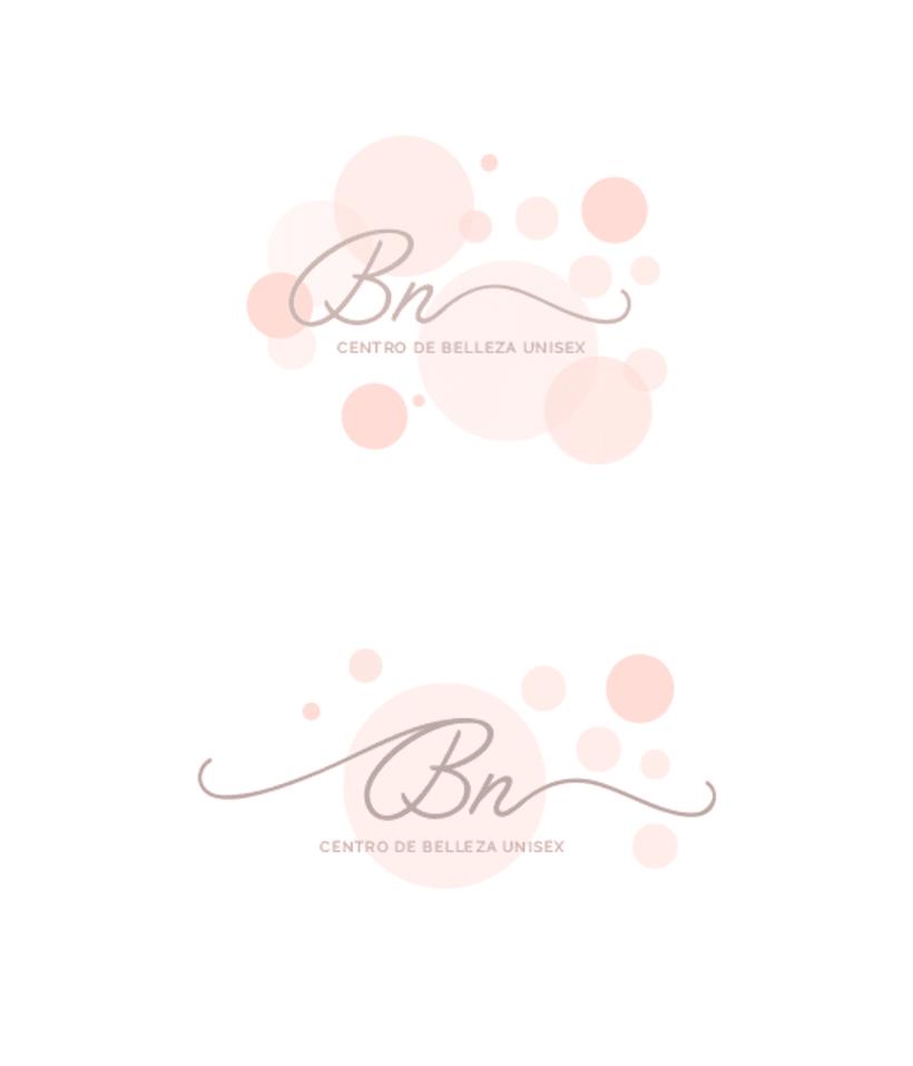 Diseño logotipo: Bellanela Estética Unisex 0