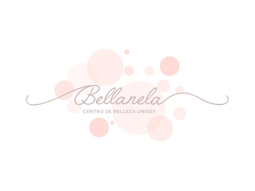 Diseño logotipo: Bellanela Estética Unisex | Domestika