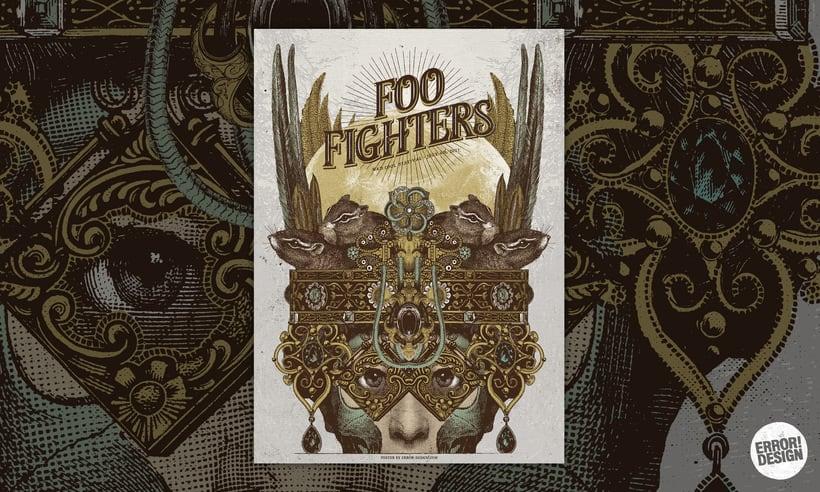 FOO FIGHTERS -1