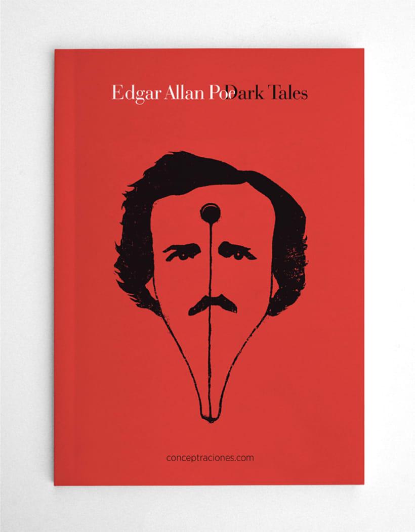 Edgar Allan Poe / Dark Tales 0