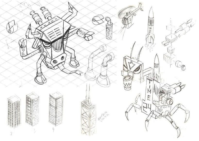 Mi Proyecto del curso: Técnicas avanzadas de ilustración vectorial 6
