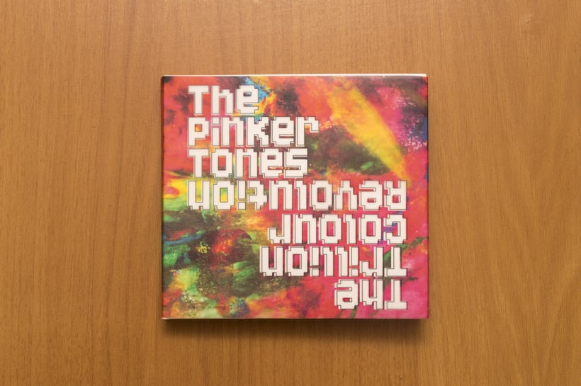 The Pinker Tones - The Trillion Colour Revolution 0