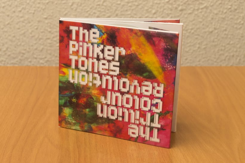 The Pinker Tones - The Trillion Colour Revolution 2