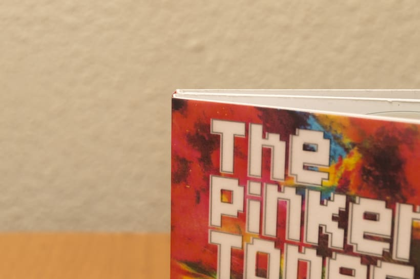 The Pinker Tones - The Trillion Colour Revolution 3