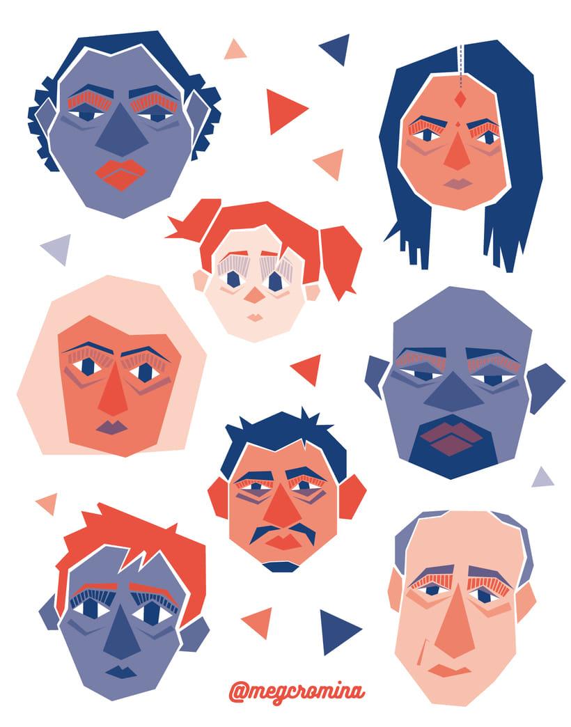 Ilustración para fanzine  1