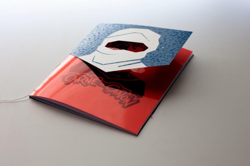 Ilustración para fanzine  3