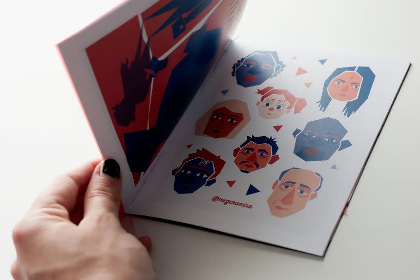 Ilustración para fanzine  5